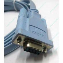 Консольный кабель Cisco CAB-CONSOLE-RJ45 (72-3383-01) цена (Новочебоксарск)