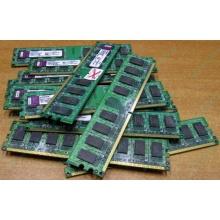 ГЛЮЧНАЯ/НЕРАБОЧАЯ память 2Gb DDR2 Kingston KVR800D2N6/2G pc2-6400 1.8V  (Новочебоксарск)