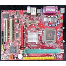 Материнская плата MSI MS-7142 K8MM-V socket 754 (Новочебоксарск)