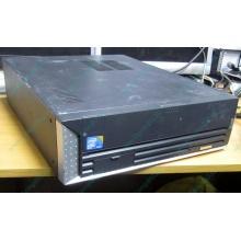 Лежачий четырехядерный компьютер Intel Core 2 Quad Q8400 (4x2.66GHz) /2Gb DDR3 /250Gb /ATX 250W Slim Desktop (Новочебоксарск)