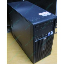 Компьютер Б/У HP Compaq dx7400 MT (Intel Core 2 Quad Q6600 (4x2.4GHz) /4Gb /250Gb /ATX 300W) - Новочебоксарск