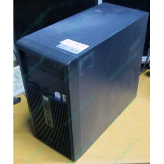 Системный блок Б/У HP Compaq dx7400 MT (Intel Core 2 Quad Q6600 (4x2.4GHz) /4Gb /250Gb /ATX 350W) - Новочебоксарск