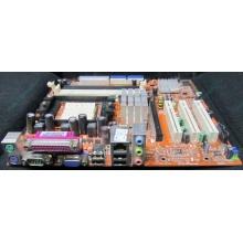 Материнская плата WinFast 6100K8MA-RS socket 939 (Новочебоксарск)