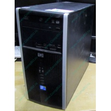 Б/У компьютер HP Compaq 6000 MT (Intel Core 2 Duo E7500 (2x2.93GHz) /4Gb DDR3 /320Gb /ATX 320W) - Новочебоксарск