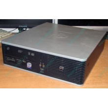 Четырёхядерный Б/У компьютер HP Compaq 5800 (Intel Core 2 Quad Q6600 (4x2.4GHz) /4Gb /250Gb /ATX 240W Desktop) - Новочебоксарск