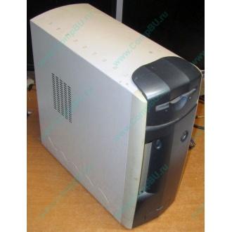 Маленький компактный компьютер Intel Core i3 2100 /4Gb DDR3 /250Gb /ATX 240W microtower (Новочебоксарск)