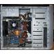 4 ядерный компьютер Intel Core 2 Quad Q6600 (4x2.4GHz) /4Gb /160Gb /ATX 450W вид сзади (Новочебоксарск)