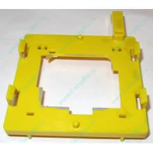 Жёлтый держатель-фиксатор HP 279681-001 для крепления CPU socket 604 к радиатору (Новочебоксарск)