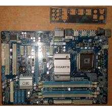 Материнская плата Gigabyte GA-EP45T-UD3LR rev 1.3 Б/У (Новочебоксарск)