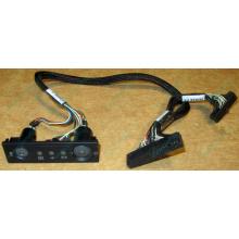 HP 224998-001 в Новочебоксарске, кнопка включения питания HP 224998-001 с кабелем для сервера HP ML370 G4 (Новочебоксарск)