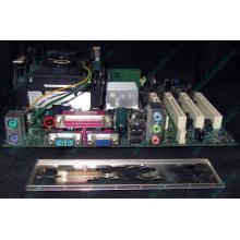 Комплект: плата Intel D845GLAD с процессором Intel Pentium-4 1.8GHz s.478 и памятью 512Mb DDR1 Б/У (Новочебоксарск)