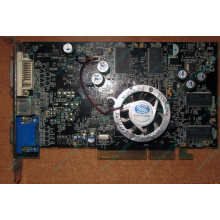 Видеокарта 256Mb ATI Radeon 9600XT AGP (Saphhire) - Новочебоксарск