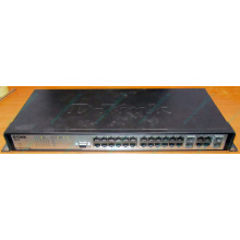 Б/У коммутатор D-link DES-3200-28 (24 port 100Mbit + 4 port 1Gbit + 4 port SFP) - Новочебоксарск