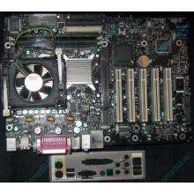 Материнская плата Intel D845PEBT2 (FireWire) с процессором Intel Pentium-4 2.4GHz s.478 и памятью 512Mb DDR1 Б/У (Новочебоксарск)