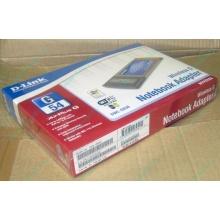 Wi-Fi адаптер D-Link AirPlusG DWL-G630 (PCMCIA) - Новочебоксарск